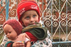 Ukraine-pigemeddukke