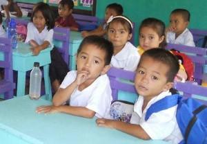 Skole i Tacloban
